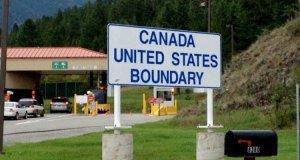 Canada-USA-Border